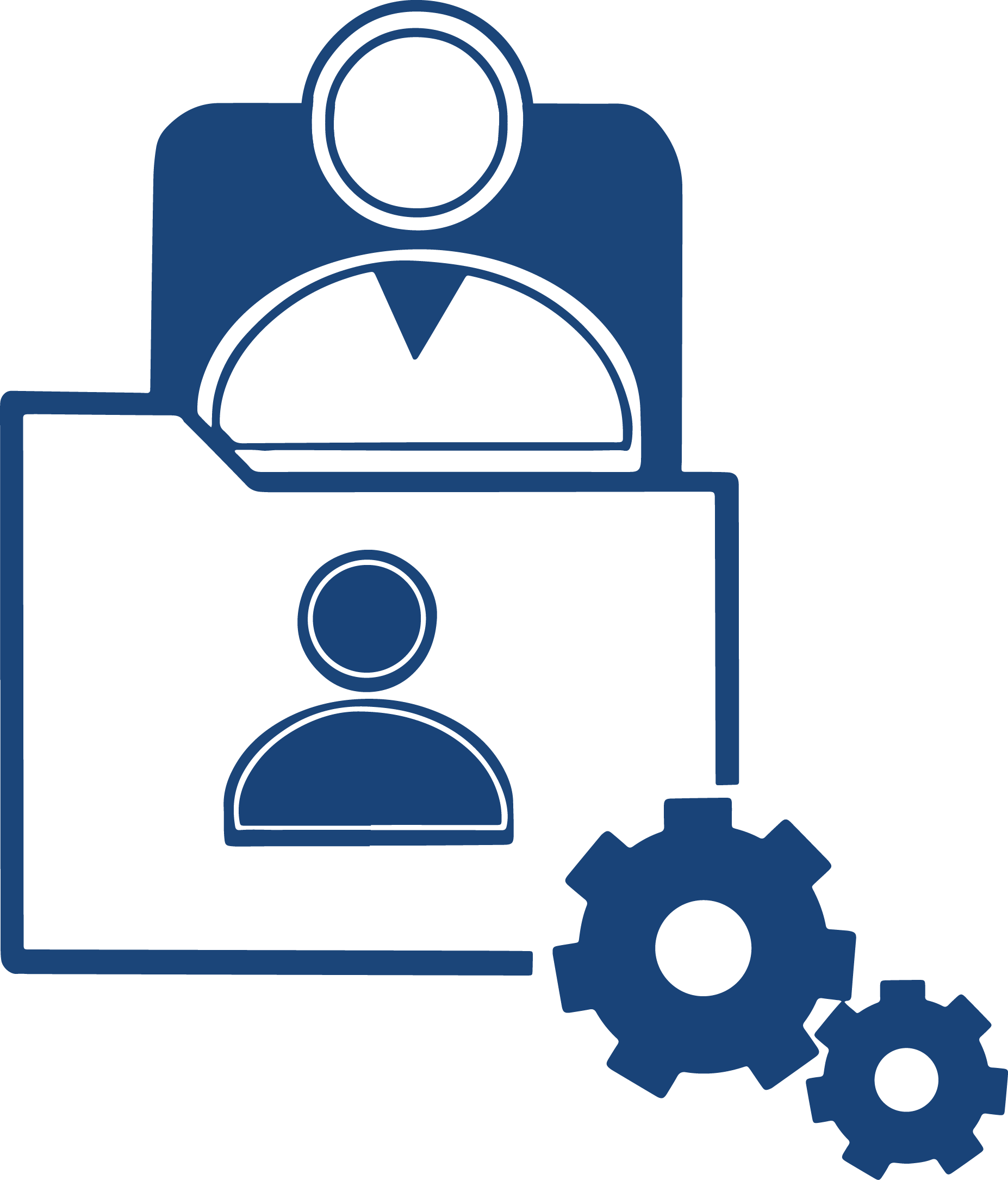 Supervisory authority icon