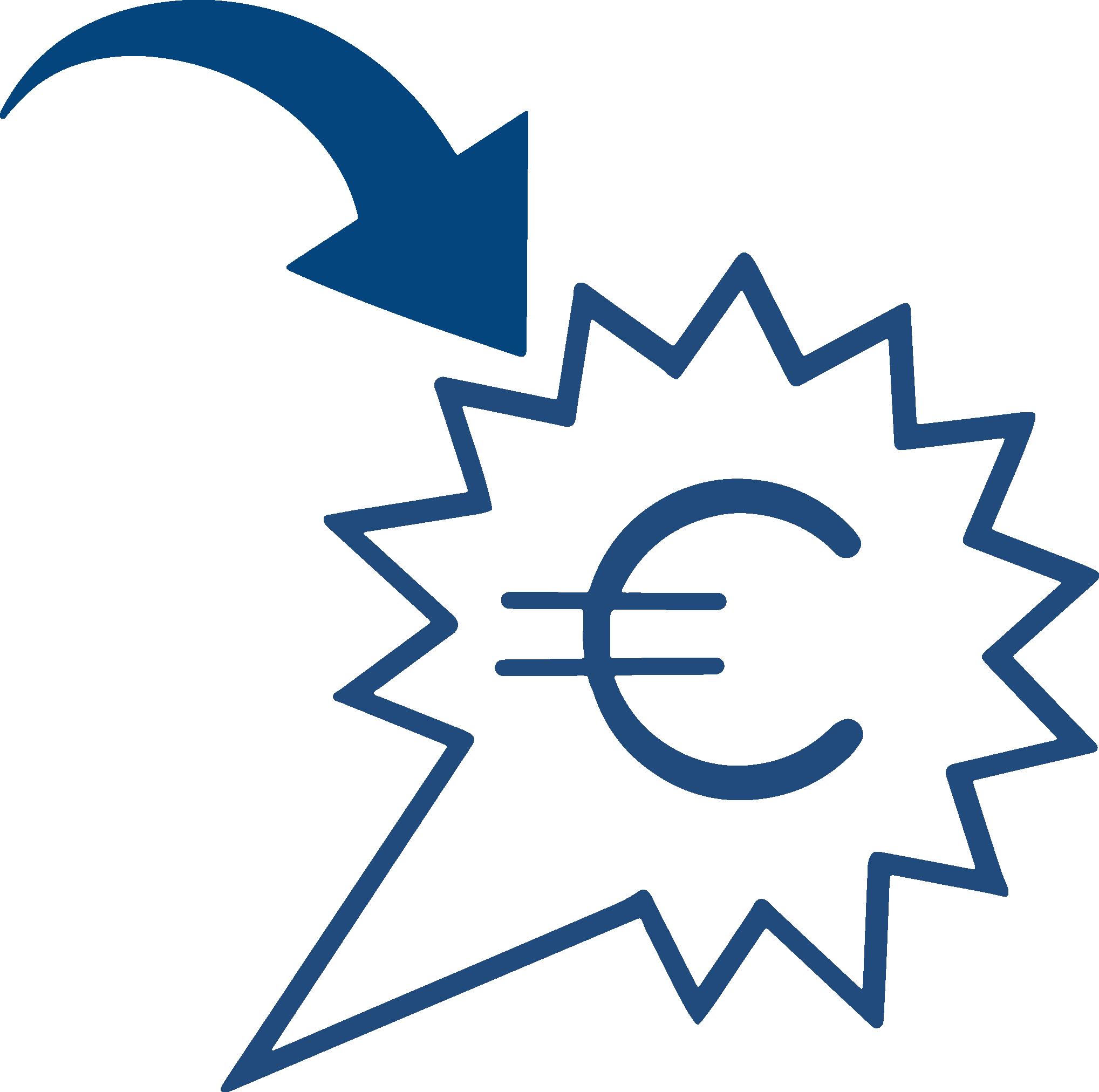 Marketing purpose icon