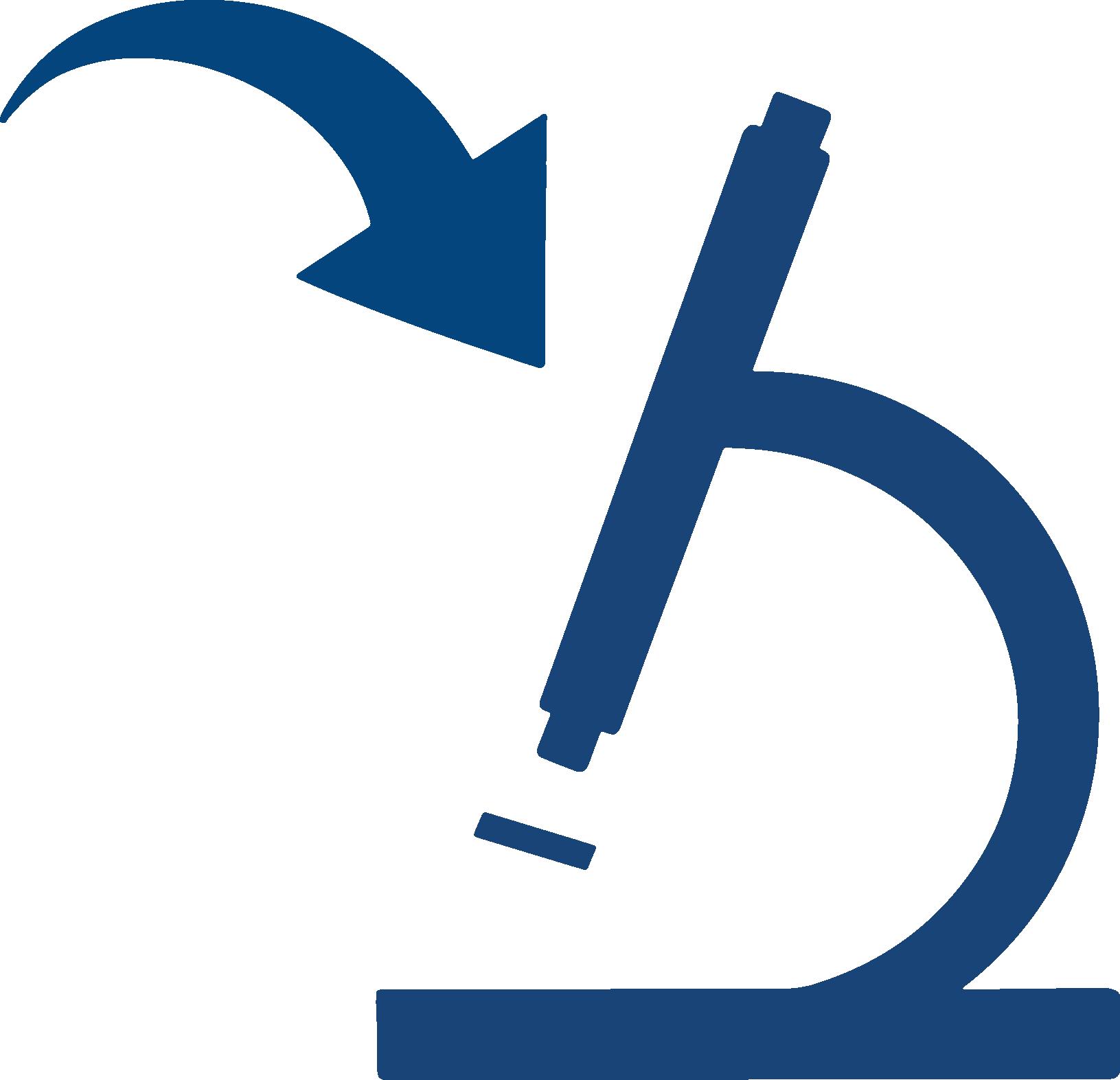 Research purposes icon