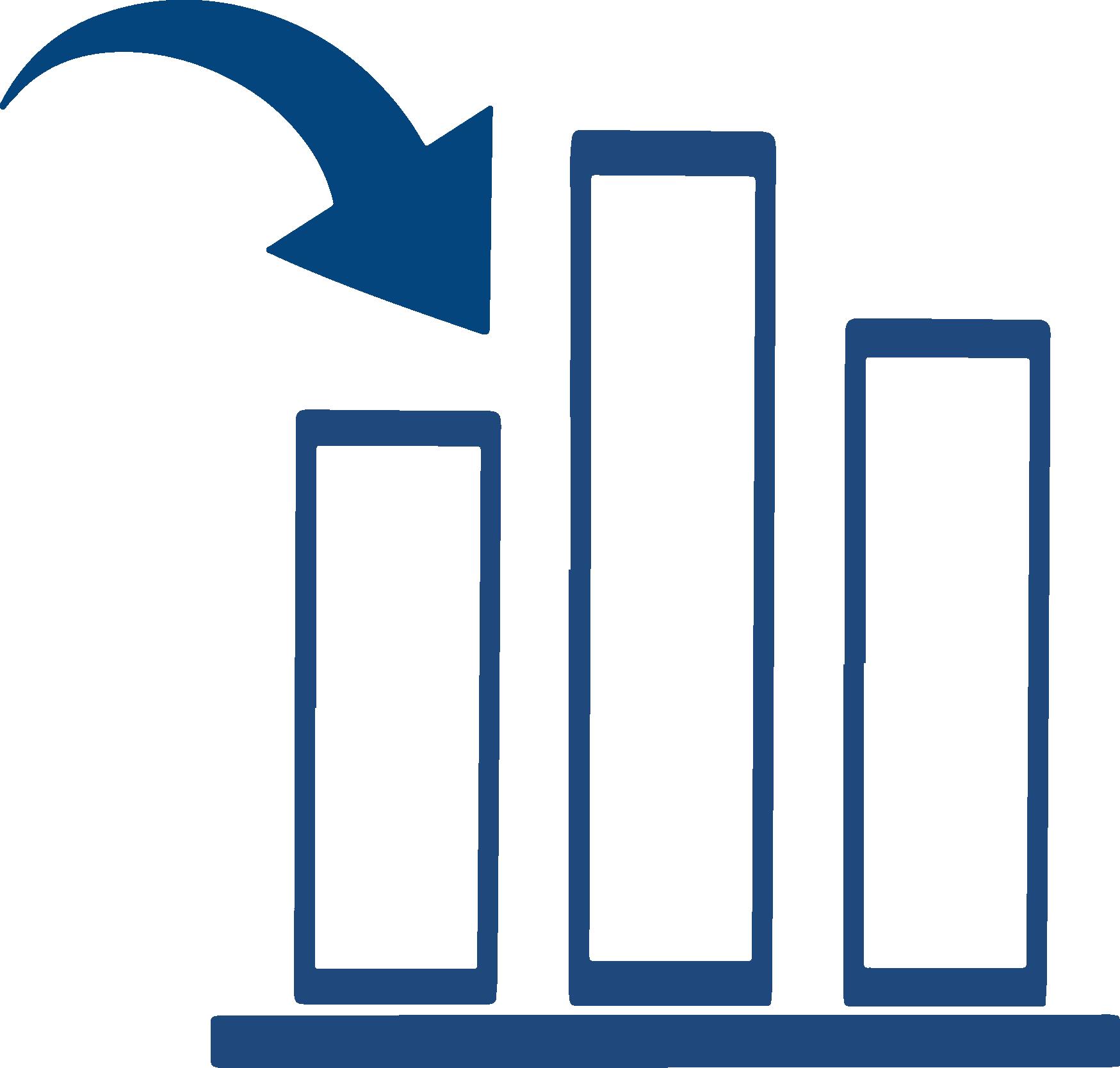 Statistical purposes icon