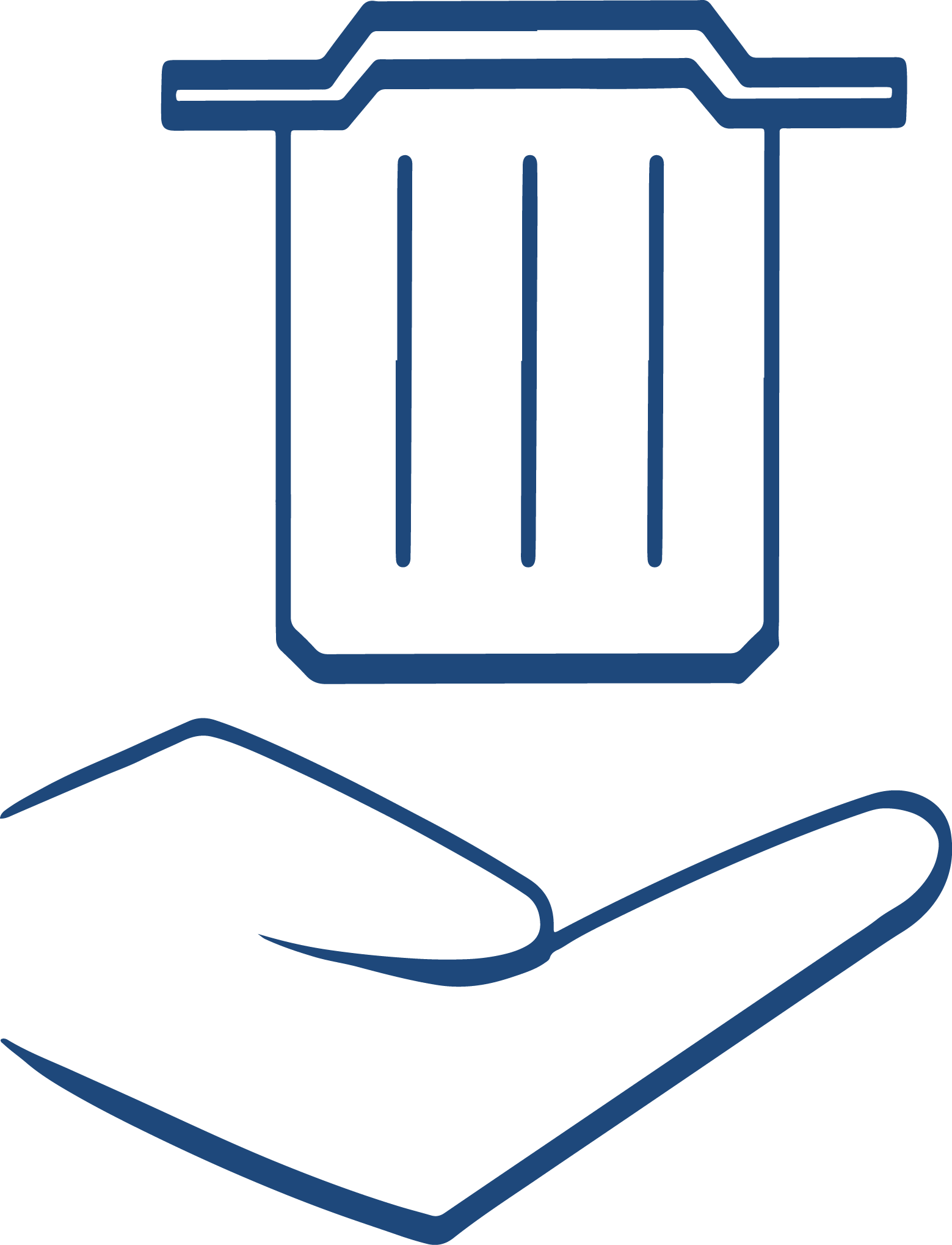 Right to erasure icon